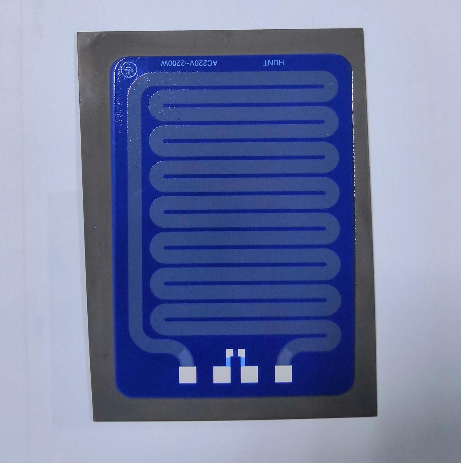 片狀厚膜加熱元件